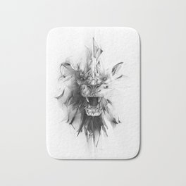 STONE LION Bath Mat