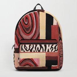 United - Earth Theme Art Backpack