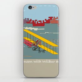 Wilbur and Orville Wright, 1903 (c) iPhone Skin