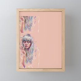 Faded Framed Mini Art Print
