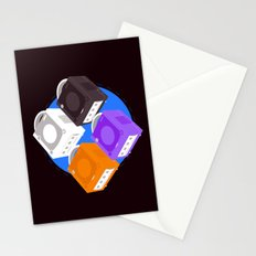Gamecube Stationery Cards