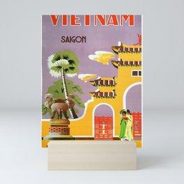 cartello Vietnam Mini Art Print