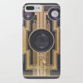 Vintage Art Deco Camera iPhone Case