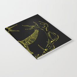 Vespertina Logo Notebook