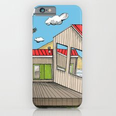 Skewed by Debbie Porter - Designs of an Eclectique Heart Slim Case iPhone 6s