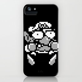 Wario 1 iPhone Case