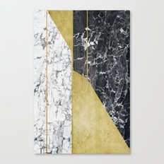 marble hOurglass Canvas Print