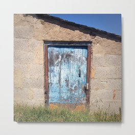 Doors of Perception 54 Metal Print