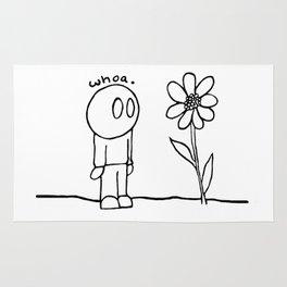 Flower Guy Rug
