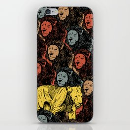 Busting the myths of feminism iPhone Skin