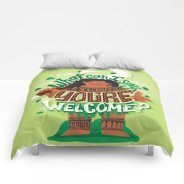 Hero to all Comforters