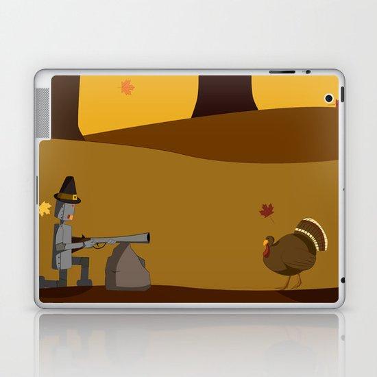 November Robot Laptop & iPad Skin