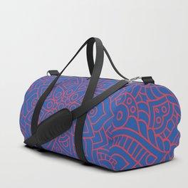 Mandala 22 Duffle Bag