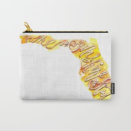 Florida – the Sunshine State Carry-All Pouch
