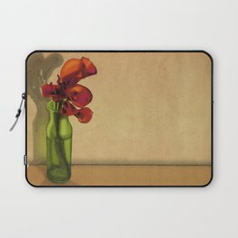 Calla lilies in bloom Laptop Sleeve