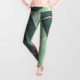 BANANA LEAVES Leggings