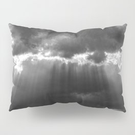 Black Light Pillow Sham
