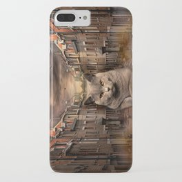 The City Cat Diesel iPhone Case