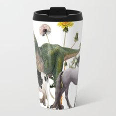 For Belly Dance Students: The Flora and Fauna of Composition Travel Mug
