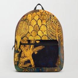 """Gustav Klimt """"Judith I"""" Backpack"""