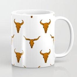 Longhorns Texas University football varsity college sports fan Coffee Mug