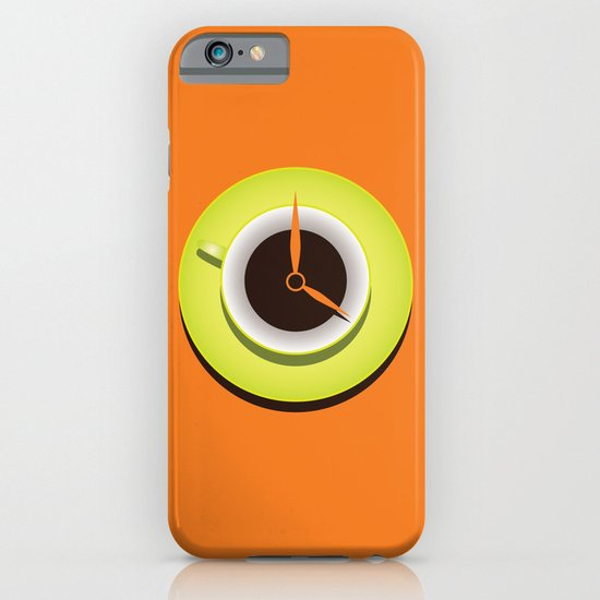It's Coffee Time iPhone & iPod Case
