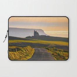 Classiebawn Castle in Sligo - Ireland Print (RR 263) Laptop Sleeve