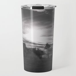 Streamers in the sky Travel Mug