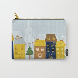 Christmas in the City Carry-All Pouch