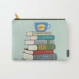 Rory's Books Carry-All Pouch