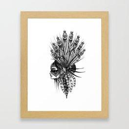 INDIANS - 4 Framed Art Print