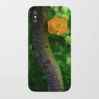 poppies iPhone & iPod Cases featuring Poppies by Falko Follert Art-FF77