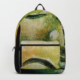 Lord Gautama Buddha Face Backpack