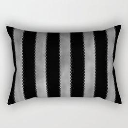 Gothic Stripes II Rectangular Pillow