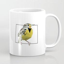 Wyoming – Western Meadowlark Coffee Mug