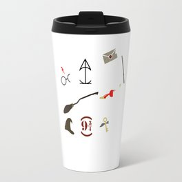 The Magical World of HarryPotter Travel Mug