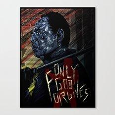 Only God Forgives Vilain Canvas Print