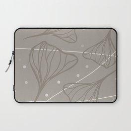 Ginkgo Truffle Laptop Sleeve