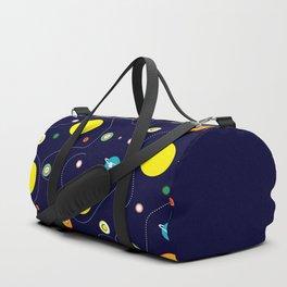 Solar System Duffle Bag