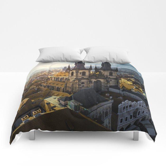 Classic Prague Comforters