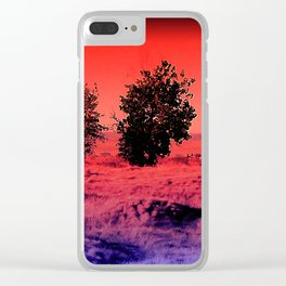 Sentinels-Pennington County Clear iPhone Case