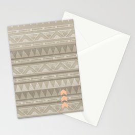 There is no desert Stationery Cards
