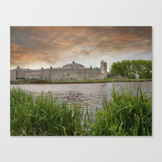 Enniskillen Castle Canvas Print