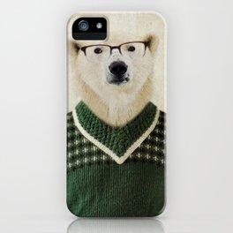 Spencer Bear iPhone Case