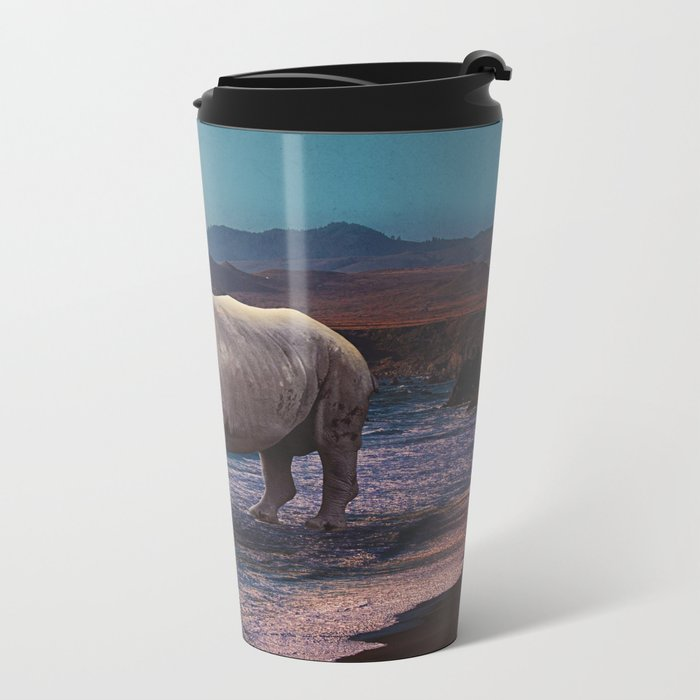 Giant Ashore Metal Travel Mug