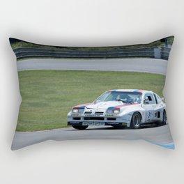 Monza Motor Sport Racing Car Rectangular Pillow