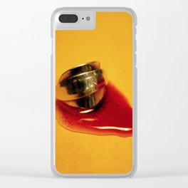 Ring Clear iPhone Case