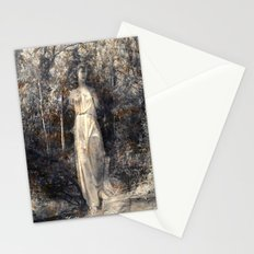 In the arms of Nature Stationery Cards