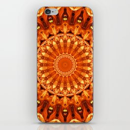 Mandala energy no. 2 iPhone Skin