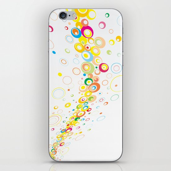 iPhone cover 4 iPhone & iPod Skin